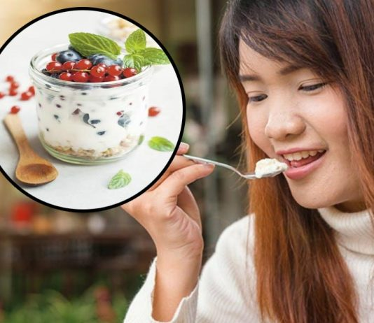Benefits of yogurt for female health and mind