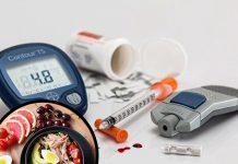 Lifestyle changes for diabetic patients