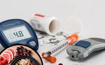 Lifestyle changes for diabetic patients