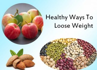 Smart And Healthy Ways To Lose Weight