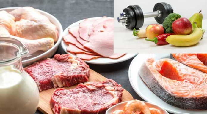 Daily protein intake for bodybuilders and athletes